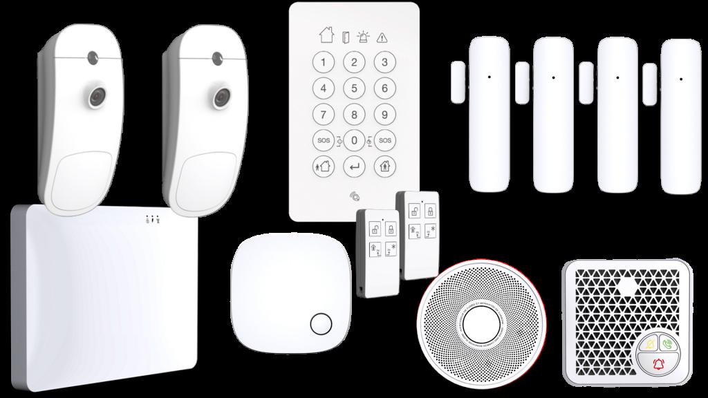 Triple-Safe-Alarmset